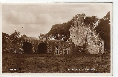 THE ABBEY, GLENLUCE: Wigtownshire postcard (C4132).