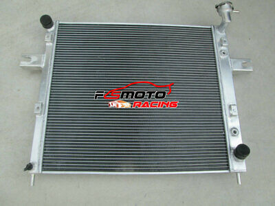 3Row Aluminum Radiator For Ford Excursion F250 F350 Super Duty 6.8 7.3 1999-2004
