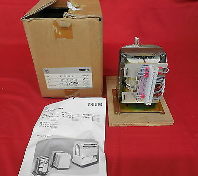 PHILLIPS PE 1411/10 *NEW IN BOX* Line Conditioner 200VA 220/240V (1E6)