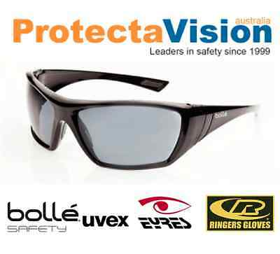 Bolle Hustler / Seal Safety Glasses Sunglasses