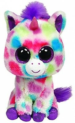 TY UK 6 inch Wishful Beanie Boo Plush Collection Soft Toy New