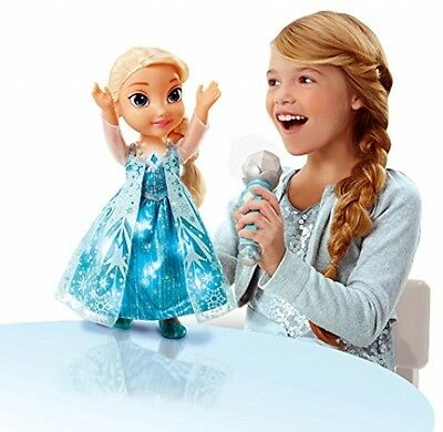 """Disney Frozen Sing A Long With Elsa """"Brand New"""" Fast free DELIVERY"""