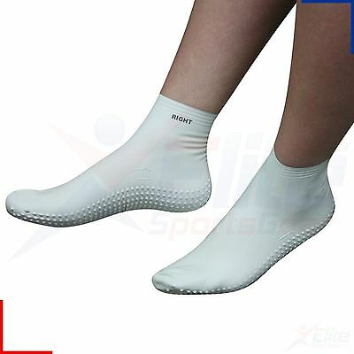 Aqua Safe Anti Verruca AV Swim Guard Socks - Swimming Pool Feet Foot 100% Latex