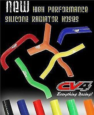 Cv4 Honda Hose Kit Crf 450X Red Cv4 Mbc47-Rd