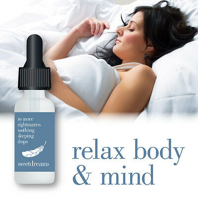 Sweet Dreams No More Nightmares Soothing Sleeping Drops – Calming Calms