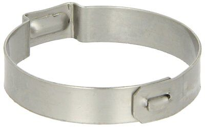 Oetiker Stainless Steel Hose Clamp with Mechanical Interlock, One Ear, All Sizes