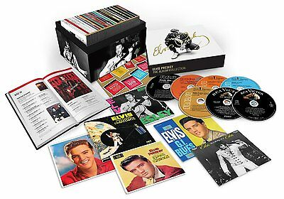 Elvis Presley The RCA Albums Collection 60CDS