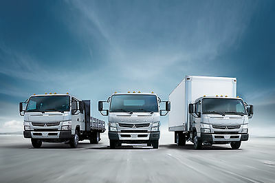 Plug-in Electronic Cruise Control Kit Mitsubishi Fuso Canter Truck 3.0DT
