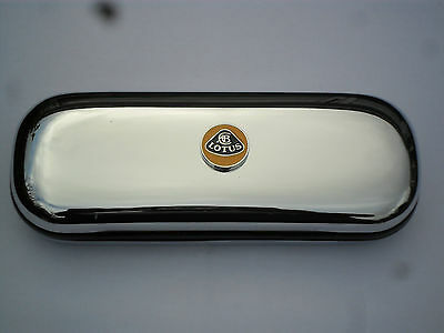 Lotus Elise Elite car brand new chrome glasses case great gift! Christmas