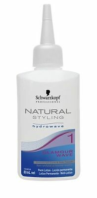 Schwarzkopf NATURAL STYLING Glamour Wave 1, 80 ml