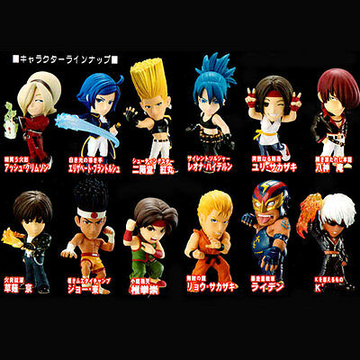 SNK 2011 The King of Fighters XIII KOF Collection 12 Figure