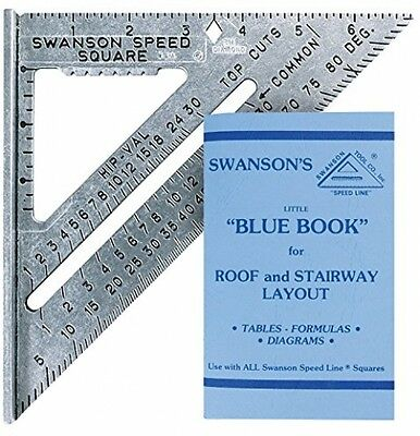 Swanson Tool 7in. Speed Square S0101