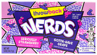 Grape & Strawberry Nerds (141g)