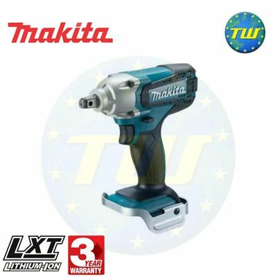Makita DTW190Z 18V Cordless 1/2in Impact Wrench Body Only Bare Naked Unit