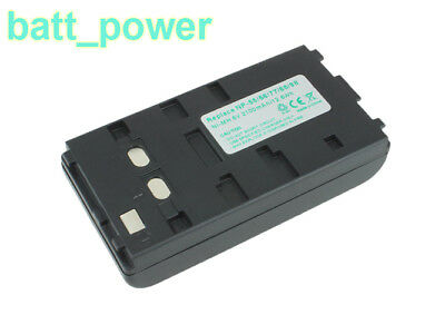 2100mAh Battery for Sony NP-68 NP-C65 CCD-FX3 CCD-FX420 CCD-FX400 CCD-GV200