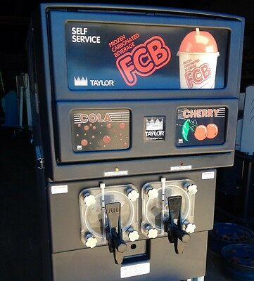 Taylor 346N Slushie Slush / Margarita / Frozen Drink Machine 240 volt