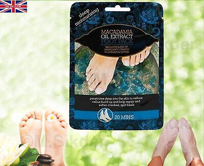1xTreatment Deep Moisturising  With Macadamia Oil Extract Foot Care boots New-UK