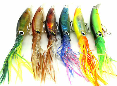 Big Size Octopus Squid Jig Fishing Lures Fishing Tackle Squid Lures Fishing Bait