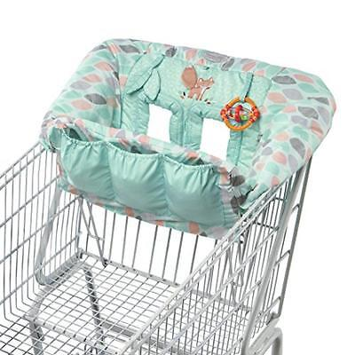 Comfort & Harmony Playtime Cozy Cart Cover, Foxtrot Leaves, New, Free Shipping