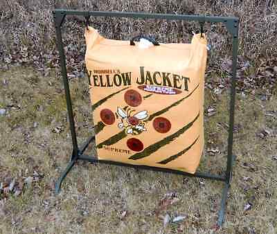 Archery Crossbow Bow Target Stand Only Hunting Block Field Practice Deer Large