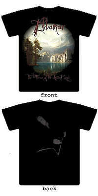 ELDAMAR - The Force Of The Ancient Land - T-Shirt