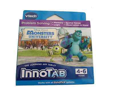 Vtech Innotab Software - Monsters University-Problem Solving