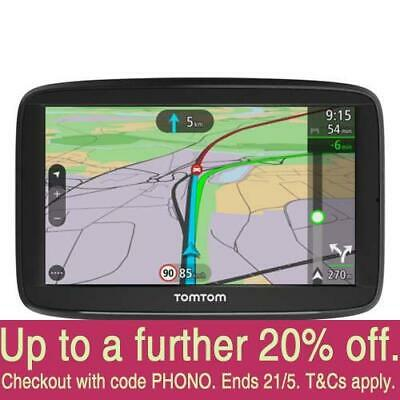 TomTom VIA 52 In Car GPS Navigation with AUST TOMTOM WARRANTY