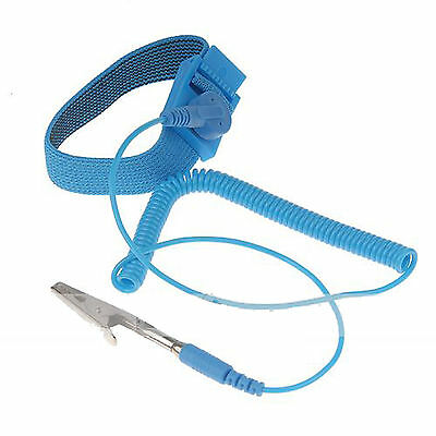 Anti-static Wristband Wrist Strap ESD Discharge Band Prevents Static Build Up