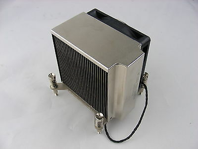 HP 463990-001 HP Z600 Z800 Workstation Processor Heatsink & Fan Assembly
