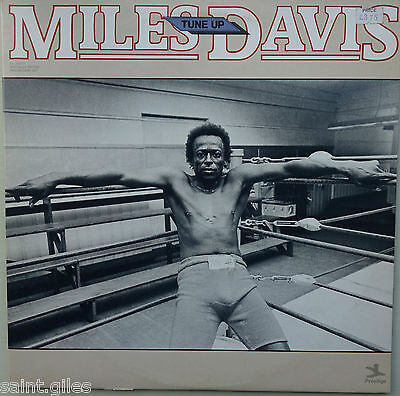 Miles Davis Tune Up PR24077 Definitive Early Fifties Collection Remastered