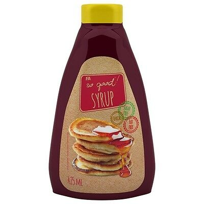 FA Fitness Authority So ggod! Syrup LowCarb-425ml - Cherry (23,29/Liter)