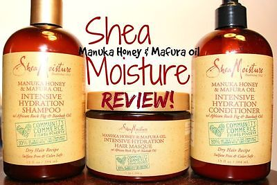 Shea Moisture Manuka Honey And Mafura Oil products