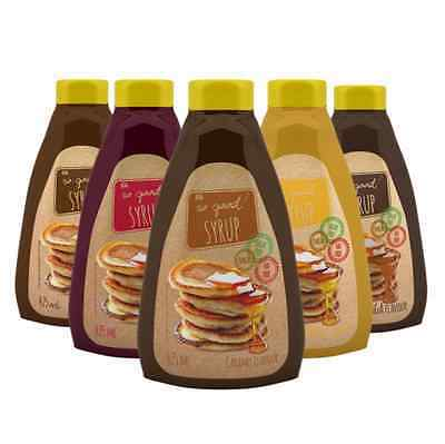 FA Fitness Authority So ggod! Syrup LowCarb-425ml-Caramel (23,29/Liter)