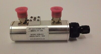 JFW 50DR-010 Rotary step attenuator P4