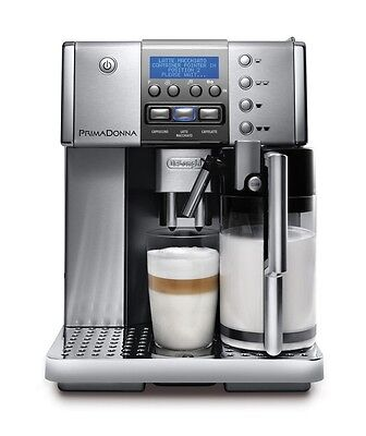 Delonghi Prima Donna ESAM6620 15-Bar Fully Automatic Bean to Cup Espresso Maker