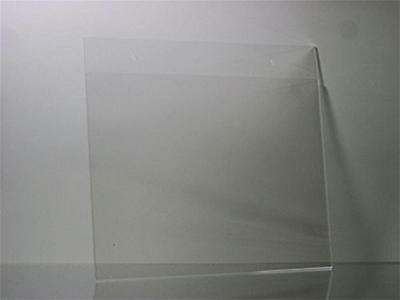 Displays2go Clear Acrylic 11 X 8.5 Wall Mount Sign Holders, 10 Pack (FL1185), Ne