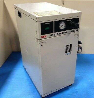 Used Smc Nsk Gbd30 Air Clean Unit Compressed Air Filter Filteration Inod-277 (4D