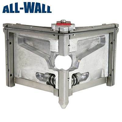 "Level5 3.5"" Drywall Angle Head Corner Finisher Tool - Fits Most Angle Boxes"