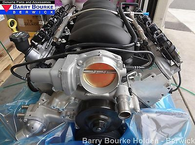 New Genuine Holden Parts Engine L77 6.0 Litre V8 VE/VF Part 12650774