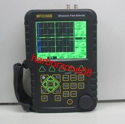 MITECH MFD350B Digital Ultrasonic Flaw Detector New