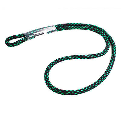 20kN Prusik Loop 18in 8mm Pre-Sewn Adjustable Cord for Climbing Rescue Arborist