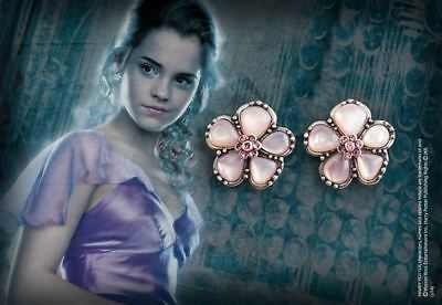 Harry Potter : HERMIONE GRANGER YULE BALL EARRINGS from The Noble Collection