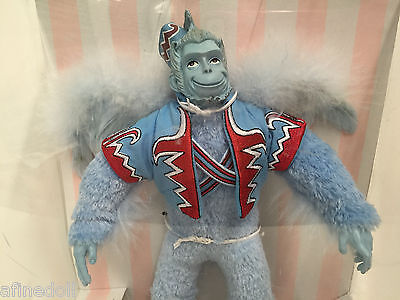 Tonner Wizard of Oz 'Flying Monkey' blue with wings and outfit NRFB New Winged!