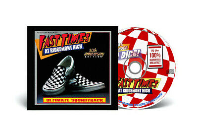 Fast Times at Ridgemont High 30th Anniversary Extended Soundtrack (CD, 2012)