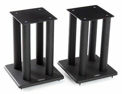 Atacama SL400i Speaker Stands Satin Black (Pair)