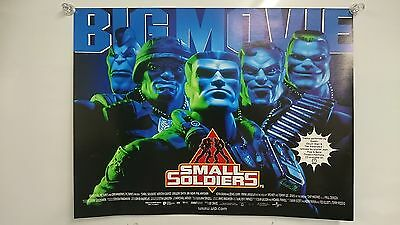 Small Soldiers (1998) UK Mini Poster Original