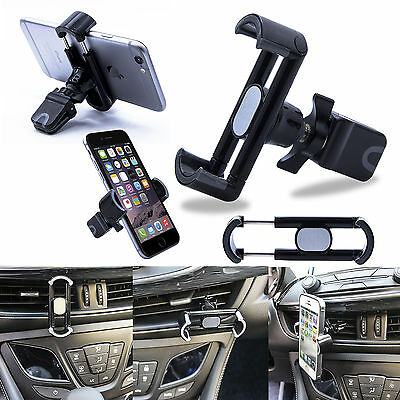 360° Rotatif Support Voiture Universel Pour Téléphone GPS iPhone Samsung Huawei