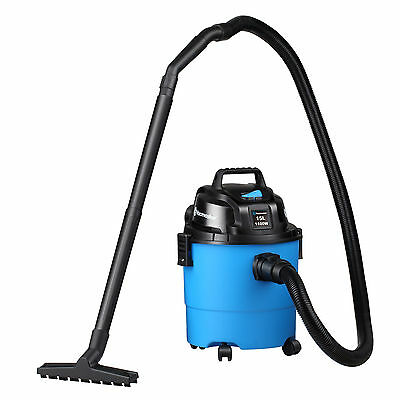 Vacmaster Multi 15 Compact Portable Wet and Dry Vacuum Cleaner - VQ1115P