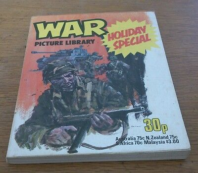 War Picture Library Holiday Special, 1977