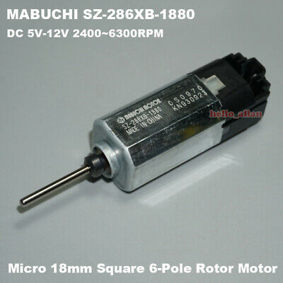 DC 5V 2-Phase 4-Wire Micro 15mm Stepper Motor Linear Screw Slider Moving Block